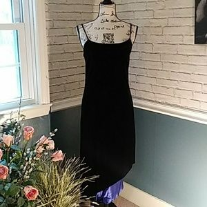 Vintage Velvet Dress by Positive Attitude